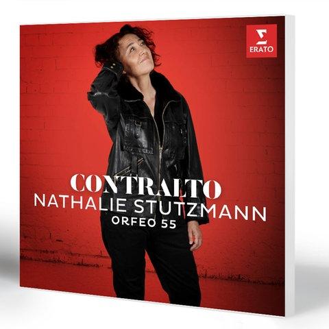 """Contralto"" | Nathalie Stutzmann, Alt & Leitung - Orfeo 55"