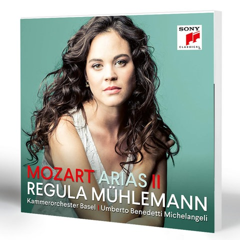 Regula Mühlemann: Mozart Arias II