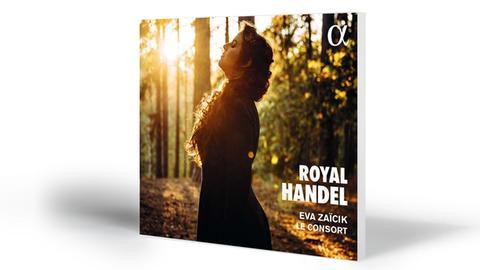 George Frideric Handel: Royal Handel | Eva Zaïcik, Mezzosopran - Le Consort