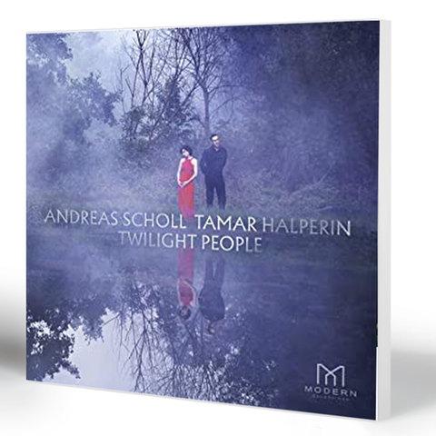 Andreas Scholl, Tamar Halperin, Joseph Tawadros: Twilight People