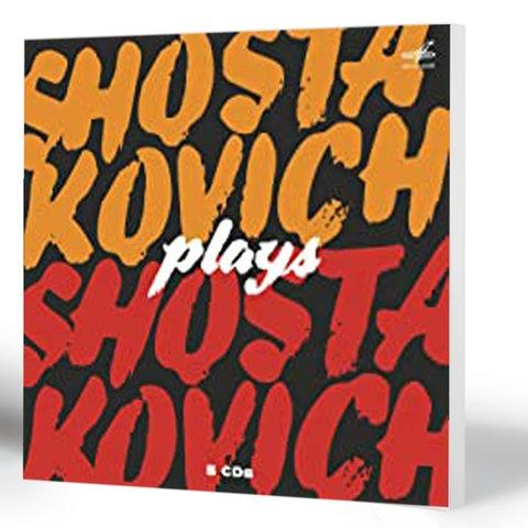 Dmitri Shostakovich: Shostakovich plays Shostakovich