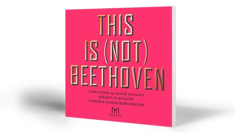 Arash Safaian: This is (not) Beethoven - Beethoven Variations | Knauer-Zürcher Kammerorchester