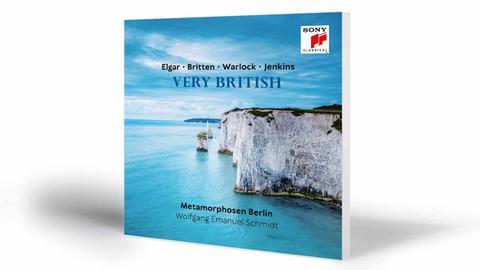 Very British – Elgar - Britten - Warlock - Jenkins | Metamorphosen Berlin, Wolfgang Emanuel Schmidt