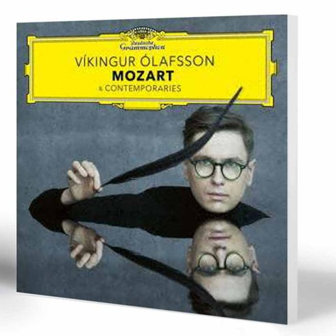 Vikingur Olafsson (Klavier) - Mozart & Contemporaries