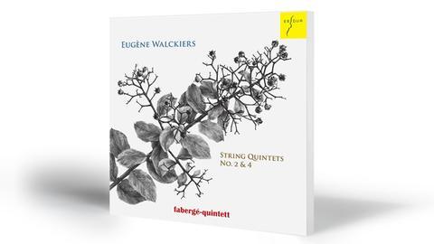 Eugène Walckiers: Streichquintette Nr. 2 & 4 | fabergé-quintett