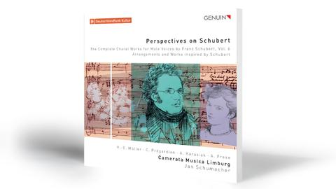 CD-Tipp - Camerata Musica Limburg - Perspectives on Schubert