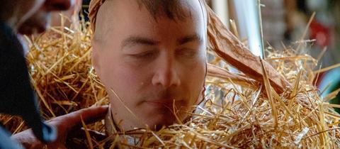 Kunsthalle Gießen - Matthew Cowan - The Scream of the Strawbear