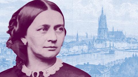 Ausstellungsplakat Clara Schumann