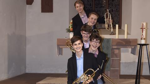 """Blechbläser Quintett """"General Brass"""""""