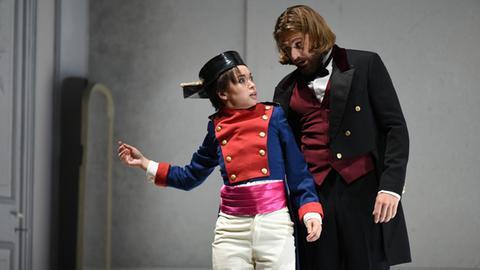 """""""Die Hochzeit des Figaro"""" am Staatstheater Wiesbaden"""