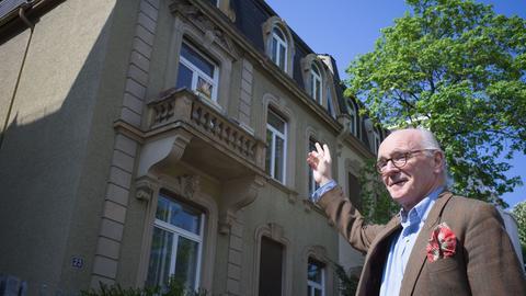 Frankfurt liest - Mosebach - Westend - Bildergalerie