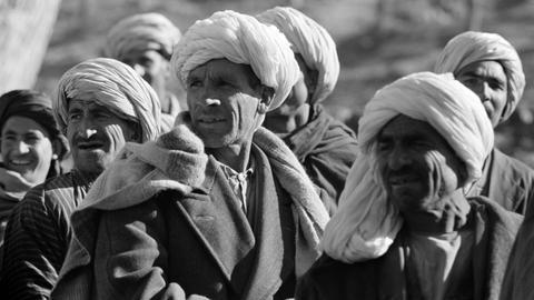 Männer in Kabul, 1959