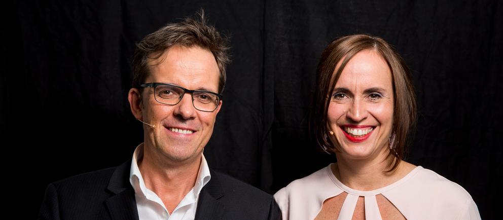 ARD-Radionacht mit Alf Mentzer und Catherine Mundt