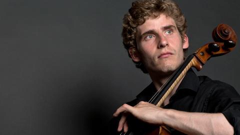 Der Cellist Andreas Brantelid