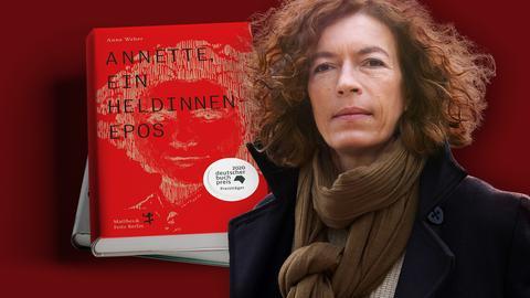 Anne Weber Ein Heldinnenepos Mock Up