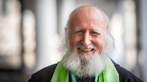 Der Benediktinerpater Anselm Grün