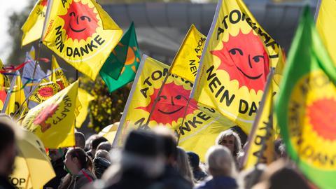 Anti-Atomkraft-Demonstration