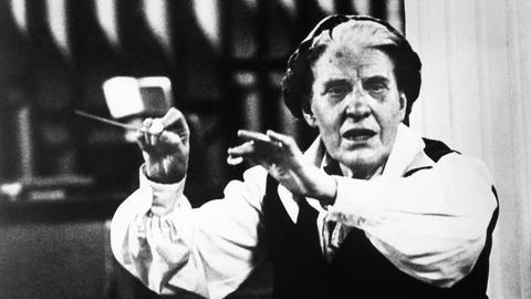 Die Dirigentin Antonia Brico, 1974
