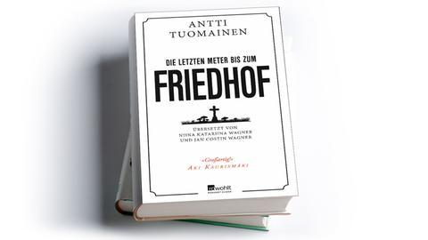 Antti Tuomainen: Die letzten Meter bis zum Friedhof