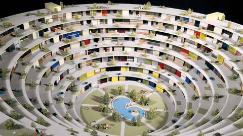 Deutsches Architekturmuseum: Modellsammlung