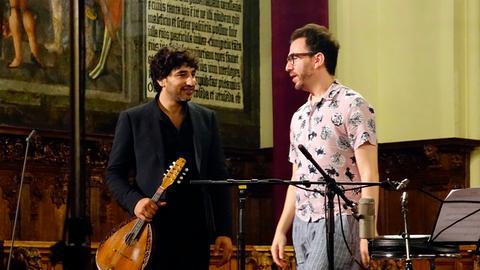 Avi Avital und Omer Klein