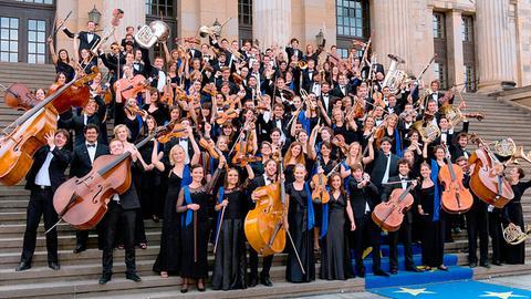 Das European Union Youth Orchestra