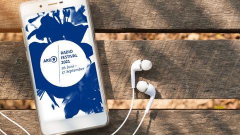 Logo des ARD-Radiofestivals 2021