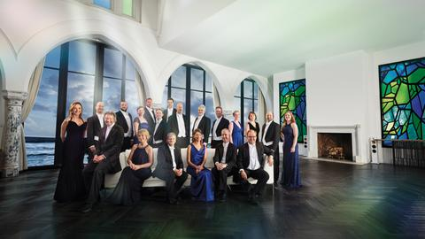 The Sixteen Group
