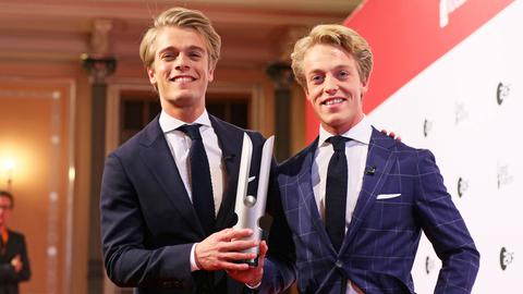 Arthur und Lucas Jussen