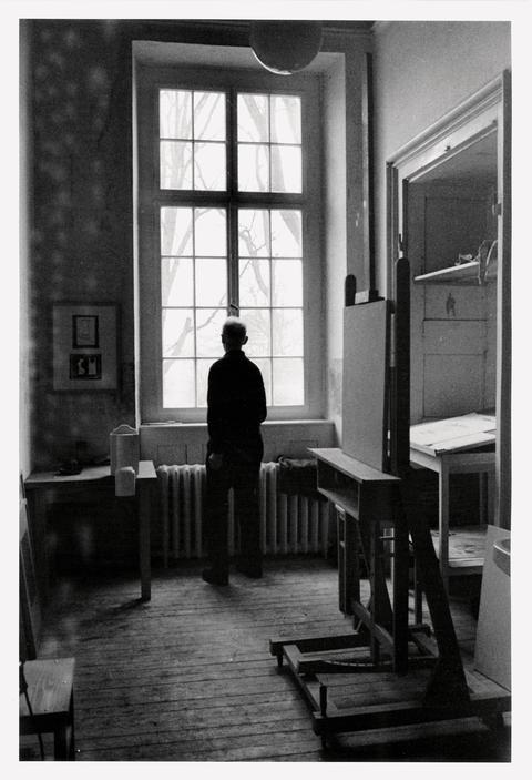 """""""Aussicht und Einsicht"""" Barbara Klemm, Fritz Klemm, Atelier Karlsruhe, 1968"""