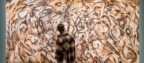 Ausstellung Lee Krasner Schirn Frankfurt
