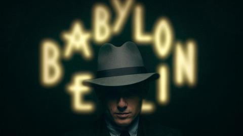 "Die TV-Serie ""Babylon Berlin"""