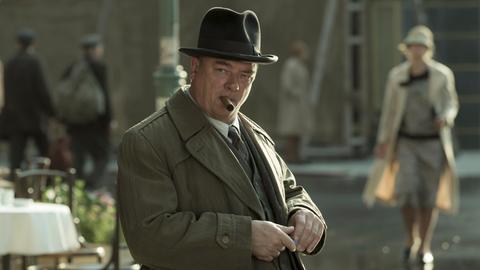 Babylon Berlin Bruno Wolter als Peter Kurth