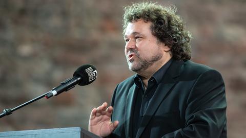 Eröffnung der Bad Hersfelder Festspiele 2019, Rede von Intendant Jörn Hinkel