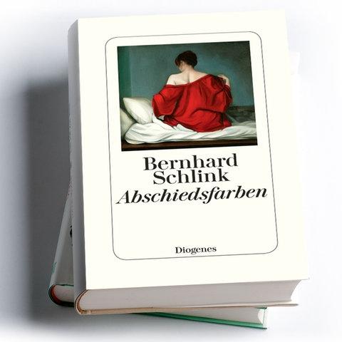 Bernhard Schlink: Abschiedsfarben, Diogenes Verlag 2020, Preis: 24 Euro