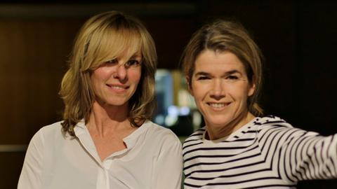 Bettina Rust und Anke Engelke