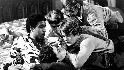 WILD IN THE STREETS, Richard Pryor, Christopher Jones, 1968