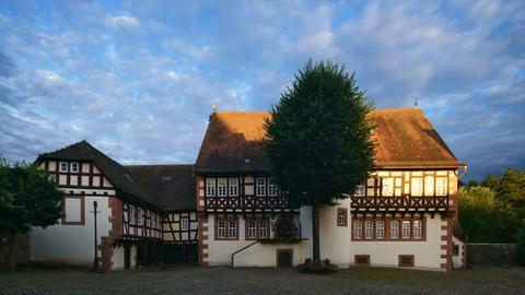 Romantik in Hessen: Brüder-Grimm-Haus Steinau a.d. Straße
