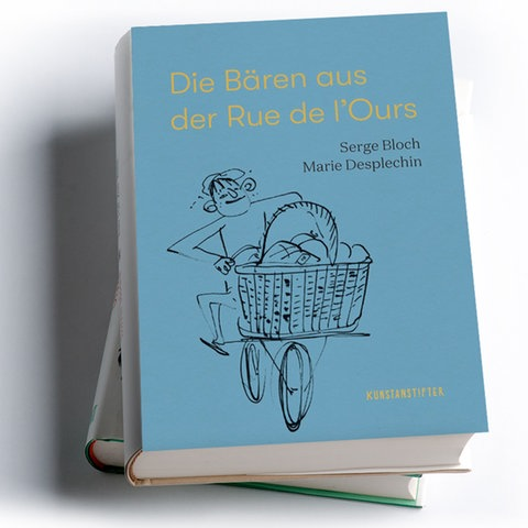 Serge Bloch, Marie Desplechin: Die Bären aus der Rue de l'Ours