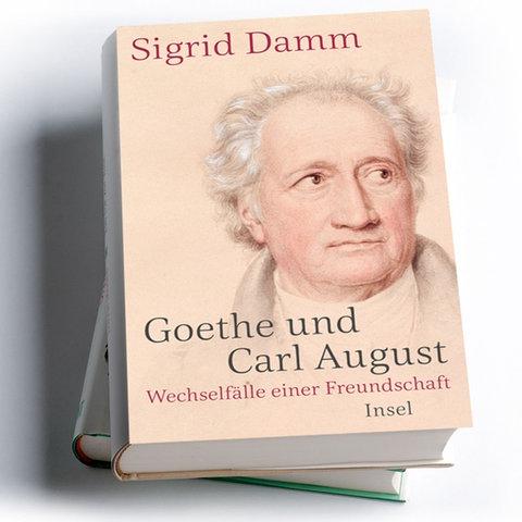 Sigrid Damm: Goethe und Carl August. Wechselfälle einer Freundschaft