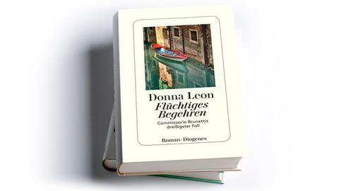 Donna Leon: Flüchtiges Begehren. Commissario Brunettis dreißigster Fall