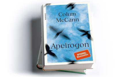 Colum McCann: Apeirogon
