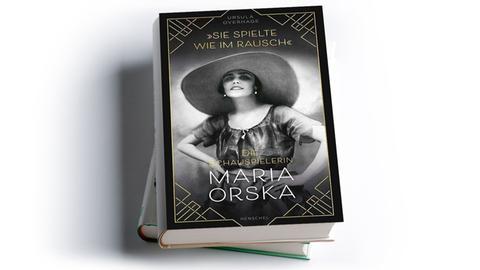 Ursula Overhage: Sie spielte wie im Rausch: Die Schauspielerin Maria Orska