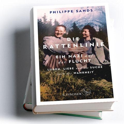 Philippe Sands: Die Rattenlinie