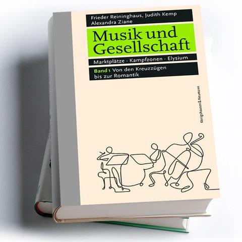 Frieder Reininghaus u.a. (Hg): Musik und Gesellschaft, Königshausen und Neumann Verlag 2020, Preis: 58 Euro