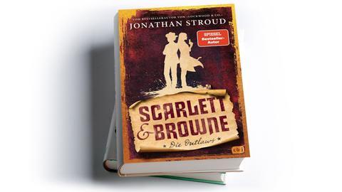 Jonathan Stroud: Scarlett & Browne - Die Outlaws