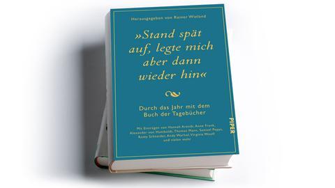 Rainer Wieland (Hg.): Stand spät auf, legte mich aber dann wieder hin