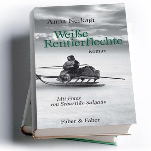 Anna Nerkagi: Weiße Rentierflechte