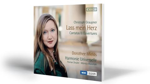 CD Cover Graupner Lass mein Herz