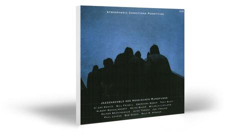 "CD-Cover hr-Jazzensemble ""Atmospheric Conditions Permitting"""